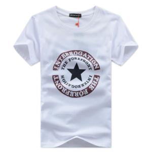 Pánské cool triko s potiskem Wesley - kolekce 2020