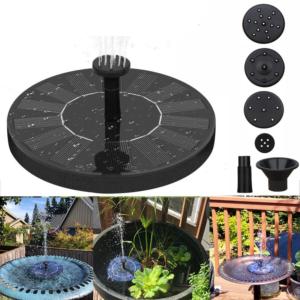 Solární vodní fontána