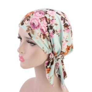 Dámský stylový šátek na hlavu Denny