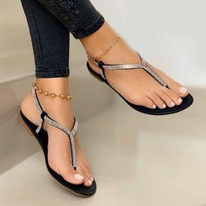 Dámské elegantní letní sandále Jodi