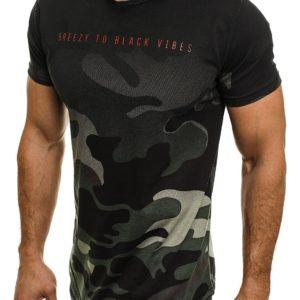 Pánské módní triko Matias - kolekce 2020