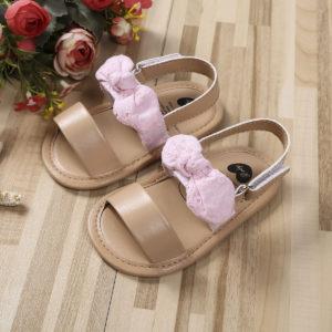 Dětské letní sandály pro miminka