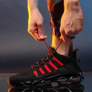 Pánské stylové sneakers Fishbone