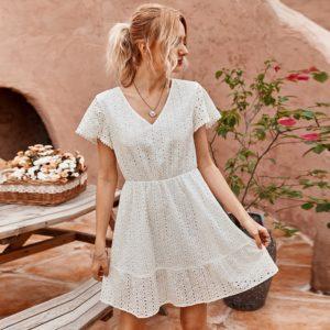 Dámské letní krajkované šaty Maren