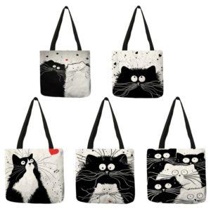Dámská luxusní taška Cats