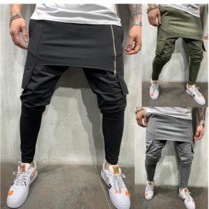 Pánské stylové teplákové kalhoty Dom