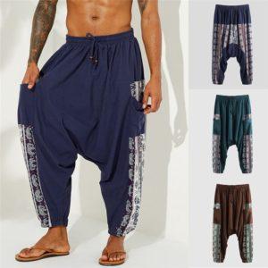 Pánské vintage harémové kalhoty Lamar