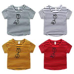 Dětské stylové tričko s potiskem Gasby