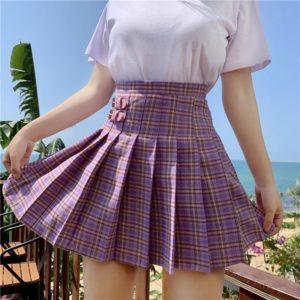 Dámská elegantní sukně Nyasia