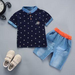 Chlapecká letní módní souprava Porter - kolekce 2020