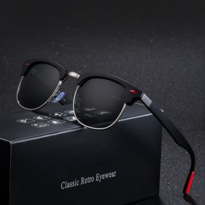 Unisex módní polarizační brýle Clarissa