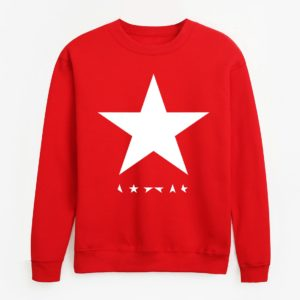 Pánská trendy mikina BlackStars - kolekce 2020