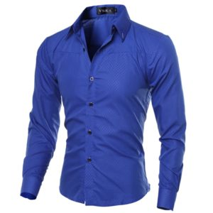 Pánská luxusní košile Thierry