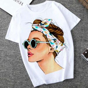 Dámské cool triko s potiskem Lara