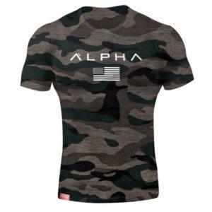 Pánské luxusní triko Alpha