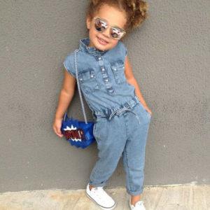 Dívčí stylový džínový overal Melissa