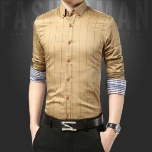 Pánská luxusní Business košile