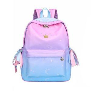 Dívčí moderní školní batoh