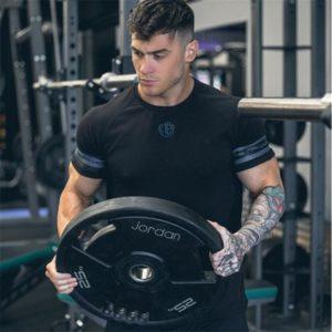 Pánské ležérní fitness triko Byron