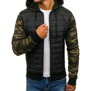 Pánská zimní Army bunda