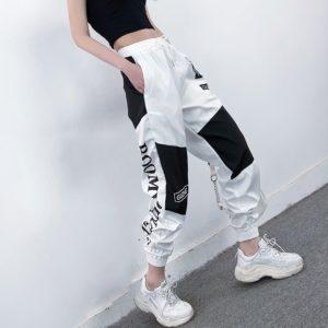Dámské cool volnočasové kalhoty Trevino