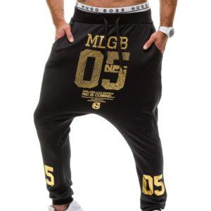 Pánské harémové sportovní kalhoty Numb
