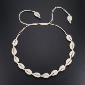 Dámský mušličkový letní náhrdelník Samara