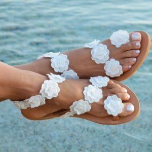 Dámské luxusní sandále Bohemia