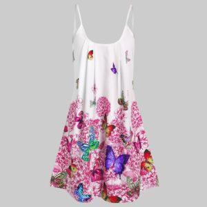 Dámské letní krátké šaty Lora