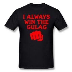Pánské luxusní triko Gulag