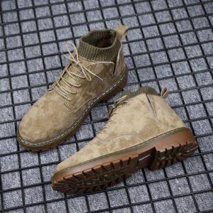 Pánské podzimní kotníčkové boty Sloane