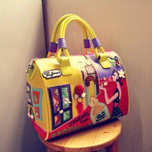 Luxusní módní dámská kabelka Chloe