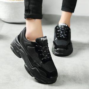 Dámské luxusní sportovní sneakers FX7