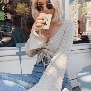Dámský sexy svetr Tabitha