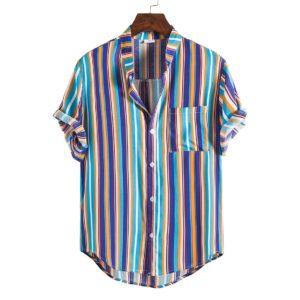 Pánská ležérní letní košile Gomez - kolekce 2020