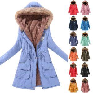 Dámská stylová zimní bunda Avi
