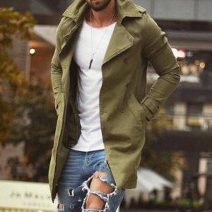Pánská moderní podzimní bunda Hartman