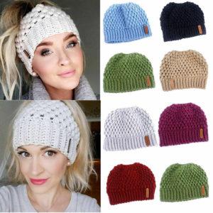 Dámská moderní zimní čepice Miley