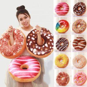 Velký plyšový donut Heath