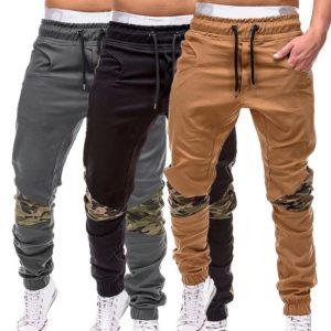Pánské moderní kalhoty Eugene