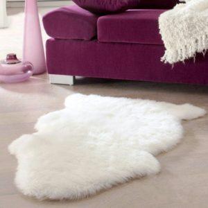 Teplý huňatý koberec Adriana