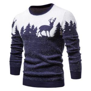 Pánský luxusní svetr Deer