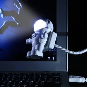 Malé LED světlo k počítači Riddle