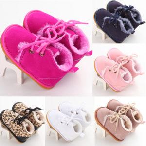 Dětské stylové boty Alfaro