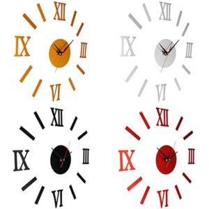 Nalepovací nástěnné hodiny Bowen