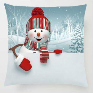 Vánoční luxusní potah na polštář
