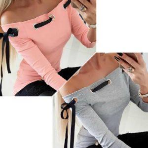 Dámský moderní svetr Claire