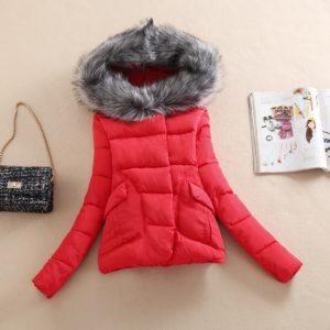 Dámská stylová zimní bunda Kelley
