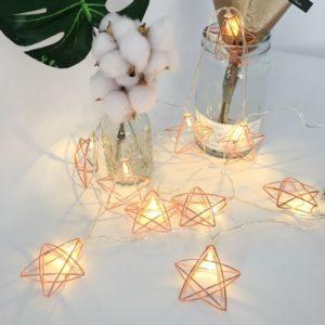 Zářivé dekorativní osvětlení Lottie