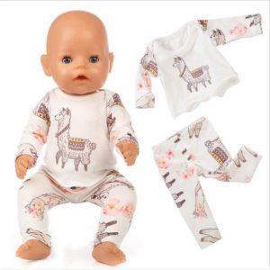 Souprava oblečení pro panenku